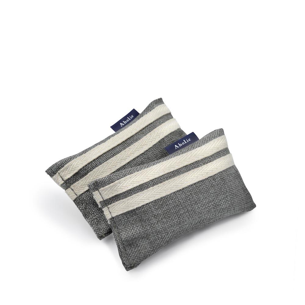 Aholic|竹炭防潮除菌包 - 6雙組