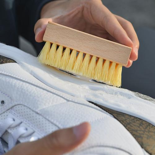 Aholic|基本清潔鞋刷組 - 附標準鬃毛刷