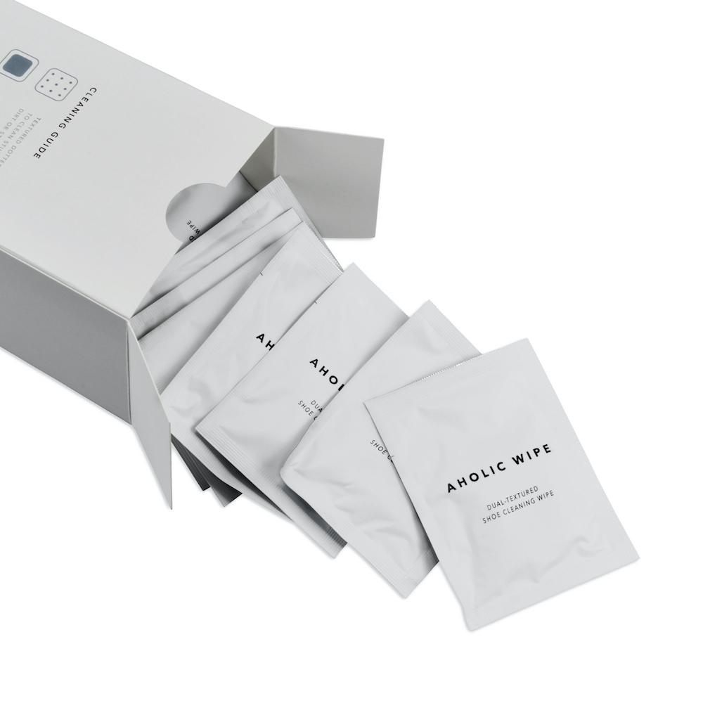 Aholic|鞋類清潔濕紙巾 - 30片裝