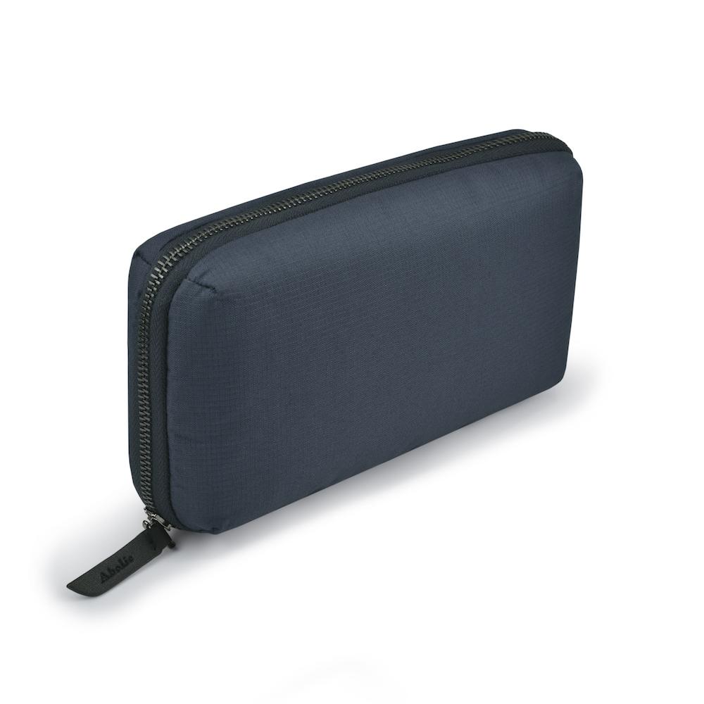 Aholic|線材配件收納包 (深藍)