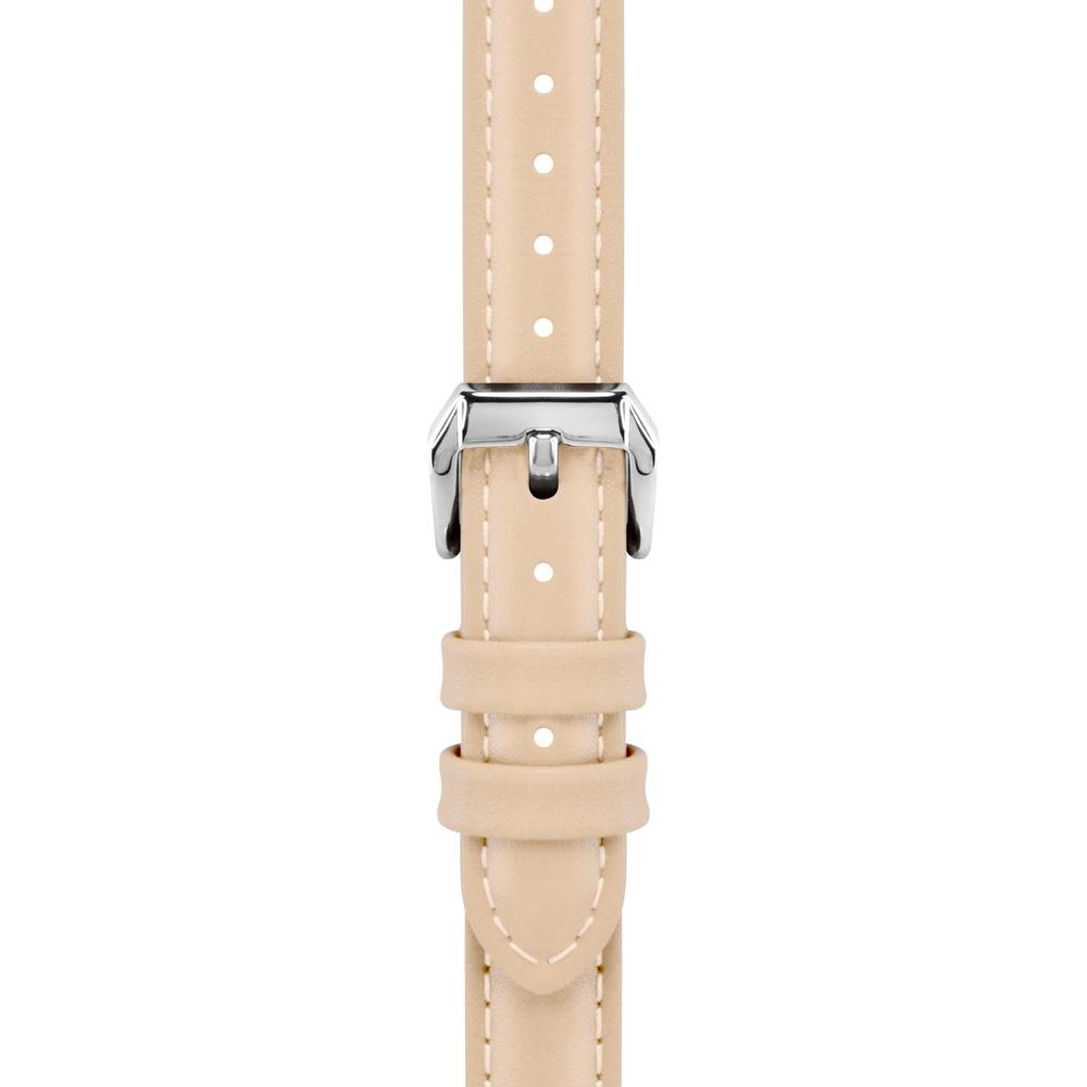 Aholic|Apple Watch 皮革錶帶 38/40mm - 杏色