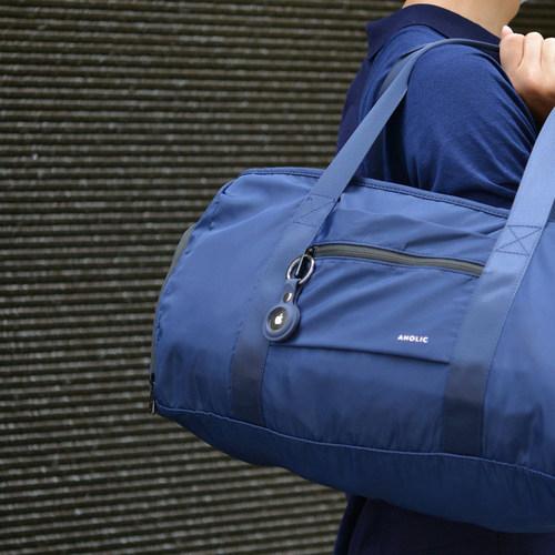 Aholic|AirTag 矽膠保護套 - 深藍
