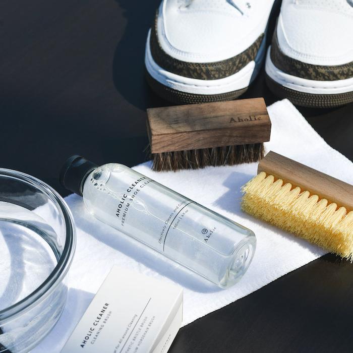 (複製)Aholic|基本清潔鞋刷組 - 附標準鬃毛刷