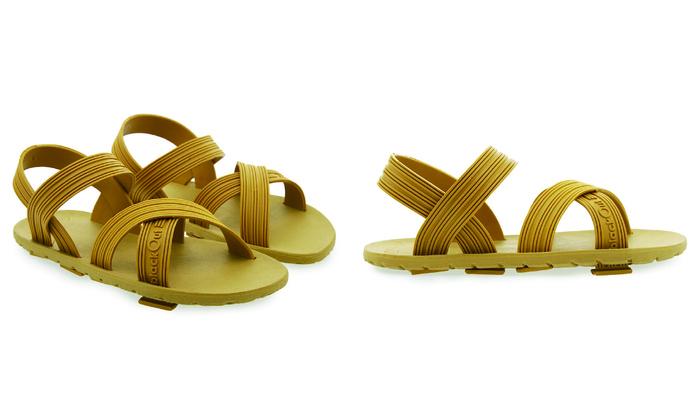 (複製)blackOut 訂製X系列涼鞋-素色款-紅底+紅鞋帶