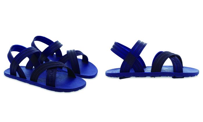 (複製)blackOut|訂製X系列涼鞋-素色款-黃底+黃鞋帶