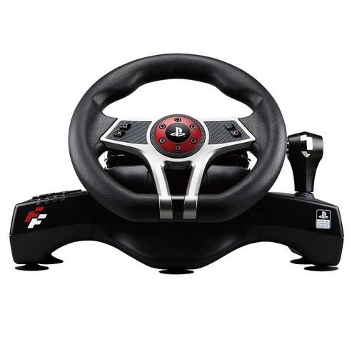 富雷迅FlashFire|颶風之翼 PS4/PS5 SONY授權賽車遊戲方向盤