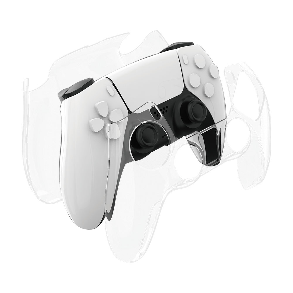 富雷迅FlashFire|PS5 DualSense Case手把水晶保護殼