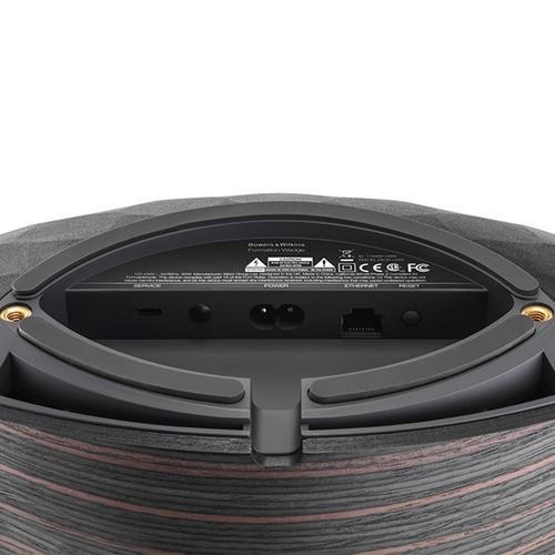Bowers & Wilkins|Formation Wedge 無線串流喇叭 (黑色)