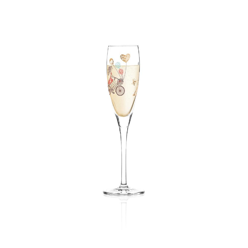 德國 RITZENHOFF 珍珠氣泡酒杯 PEARLS EDITION  夢幻女孩