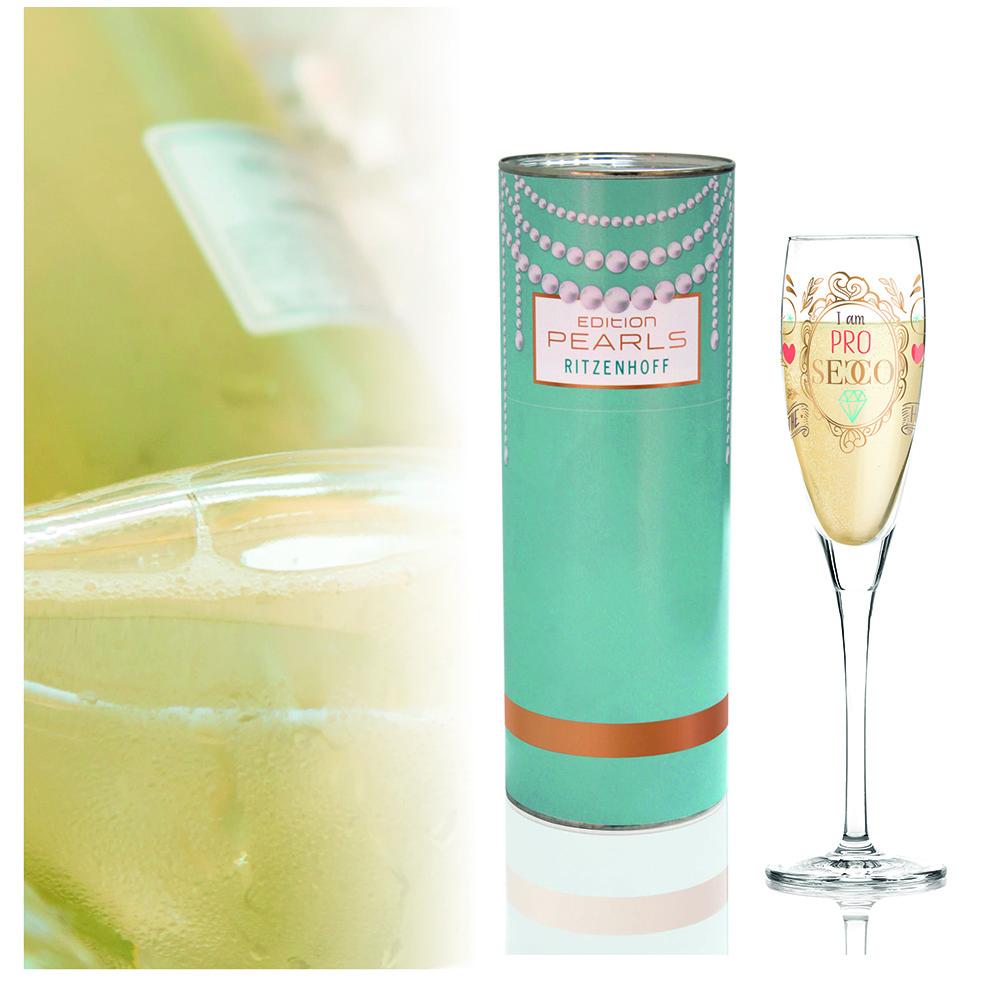 德國 RITZENHOFF 珍珠氣泡酒杯 PEARLS EDITION  普羅賽克