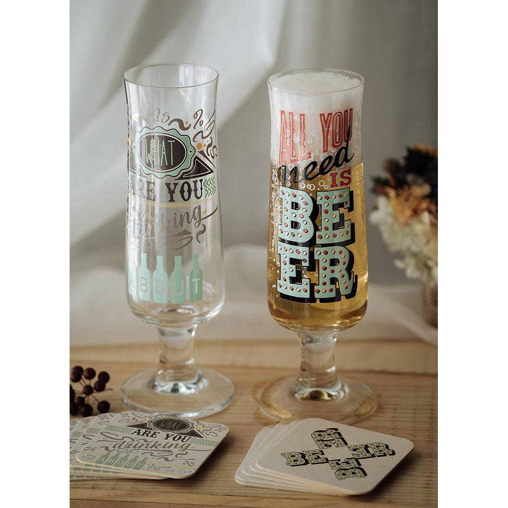 德國 RITZENHOFF|新式啤酒杯/ BEER  就要啤酒