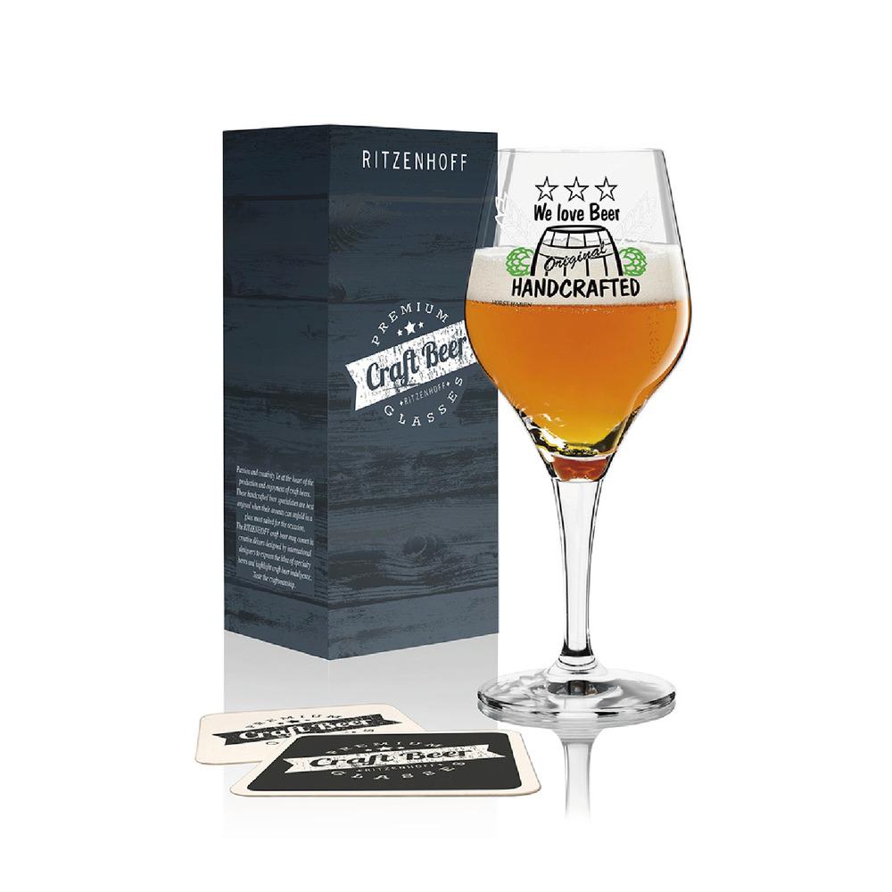 德國 RITZENHOFF|手工精釀啤酒杯 CRAFT BEER  啤酒花木桶