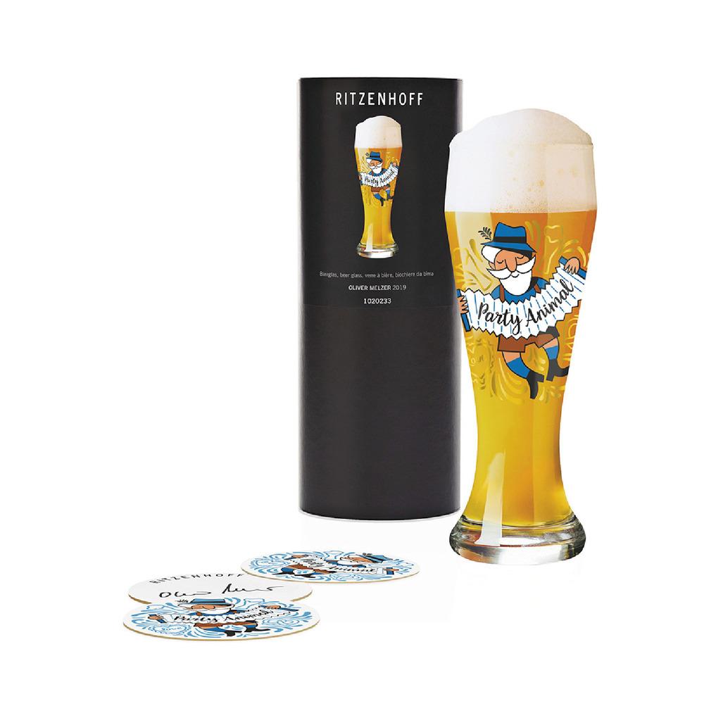 德國 RITZENHOFF|小麥胖胖啤酒杯 / WEIZEN  派對狂