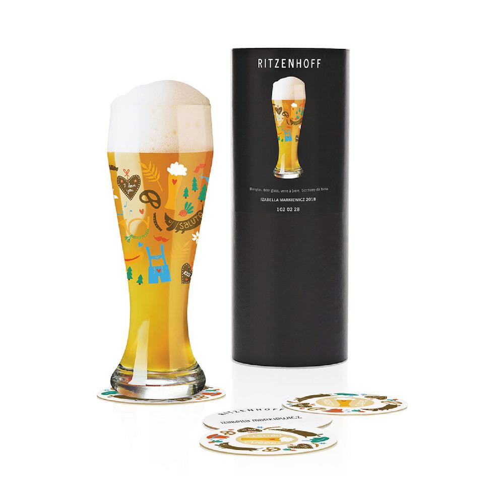 德國 RITZENHOFF|小麥胖胖啤酒杯 / WEIZEN 啤酒花園