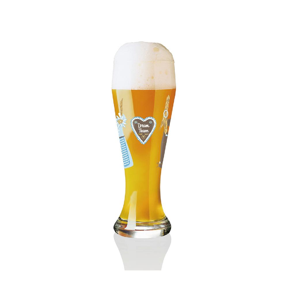 德國 RITZENHOFF|小麥胖胖啤酒杯 / WEIZEN  夢幻團隊