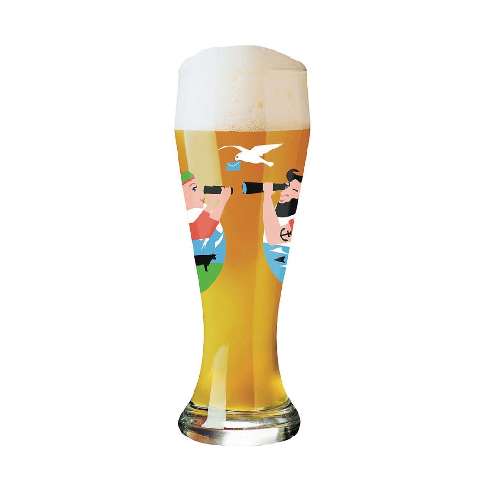 德國 RITZENHOFF 小麥胖胖啤酒杯 / WEIZEN  遙遠思念