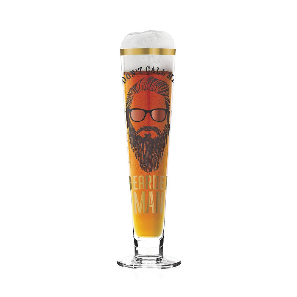 德國 RITZENHOFF 黑標經典啤酒杯 / BLACK LABEL 酷型男