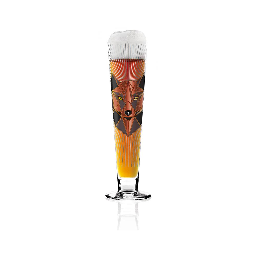 德國 RITZENHOFF|黑標經典啤酒杯 / BLACK LABEL 金鋼狼
