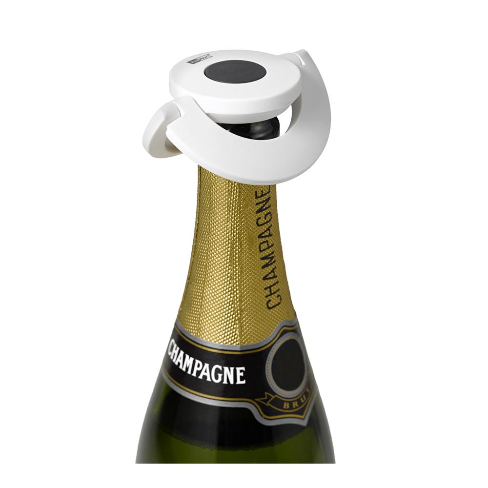 德國 AdHoc|香檳氣泡酒專用瓶塞 / 純淨白