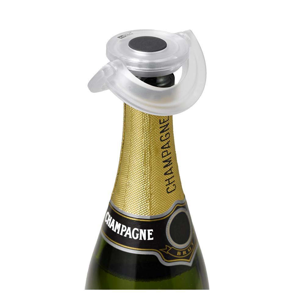 德國 AdHoc|香檳氣泡酒專用瓶塞 / 果凍白