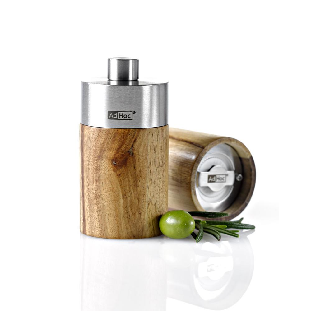 德國 AdHoc|洋槐木陶刀研磨罐禮盒