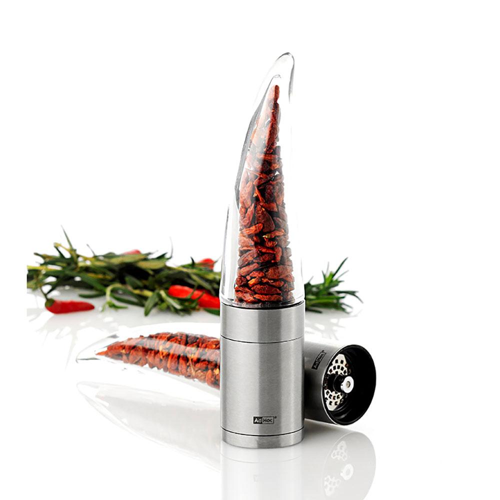 德國 AdHoc 香料乾料椒鋼刀研磨器