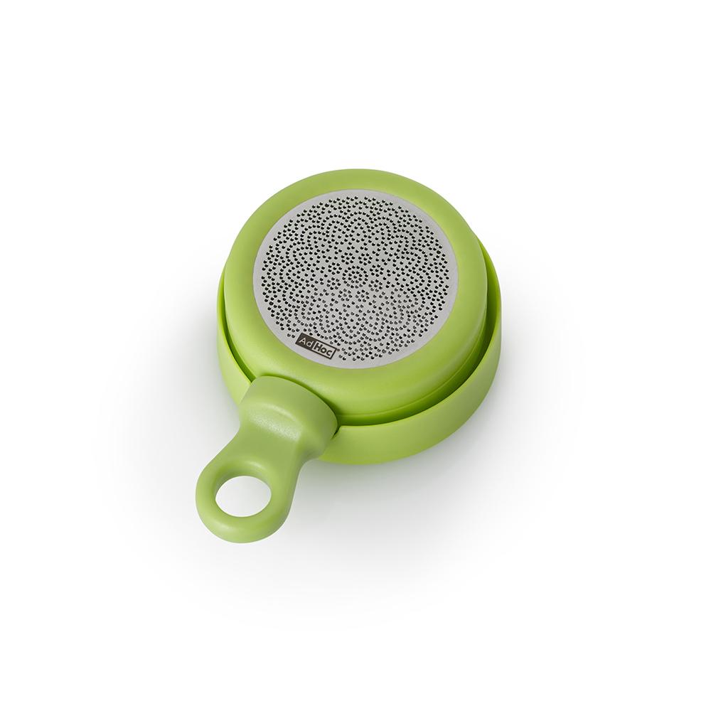 德國 AdHoc  磁吸式濾茶器(含座) / 翠綠色