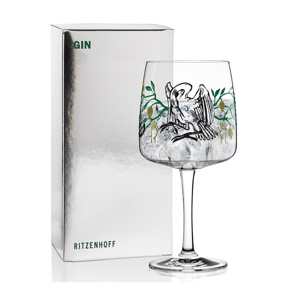 德國 RITZENHOFF|琴酒杯 / GIN 仙鶴