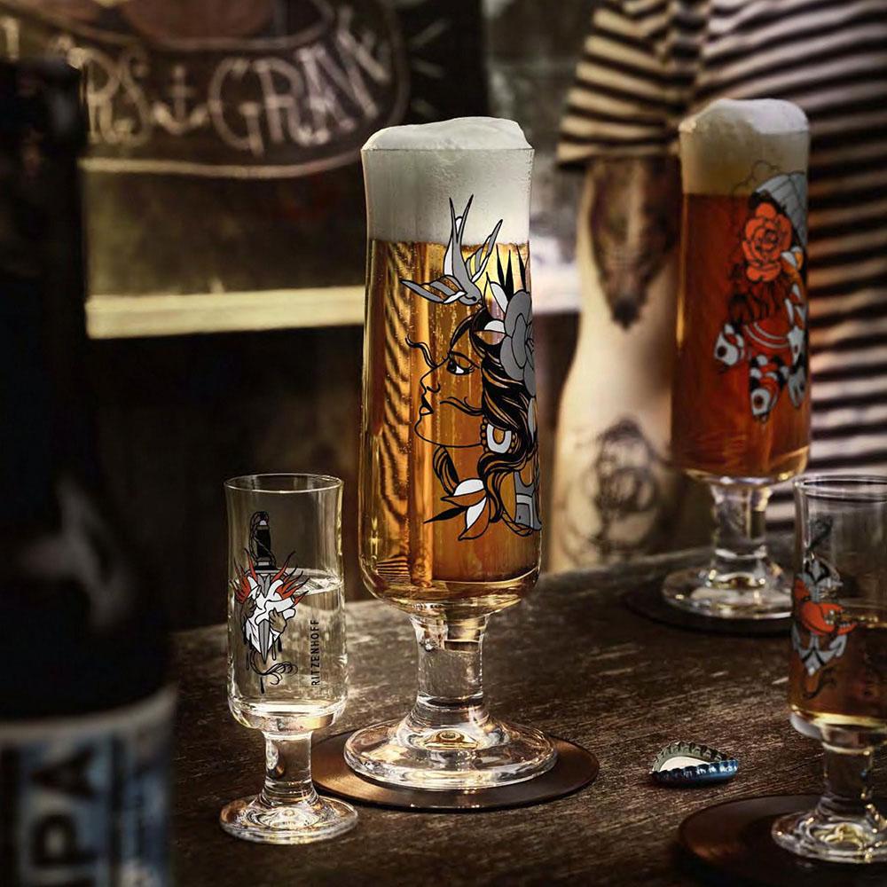 德國 RITZENHOFF|新式啤酒杯/ BEER 漁夫之妻