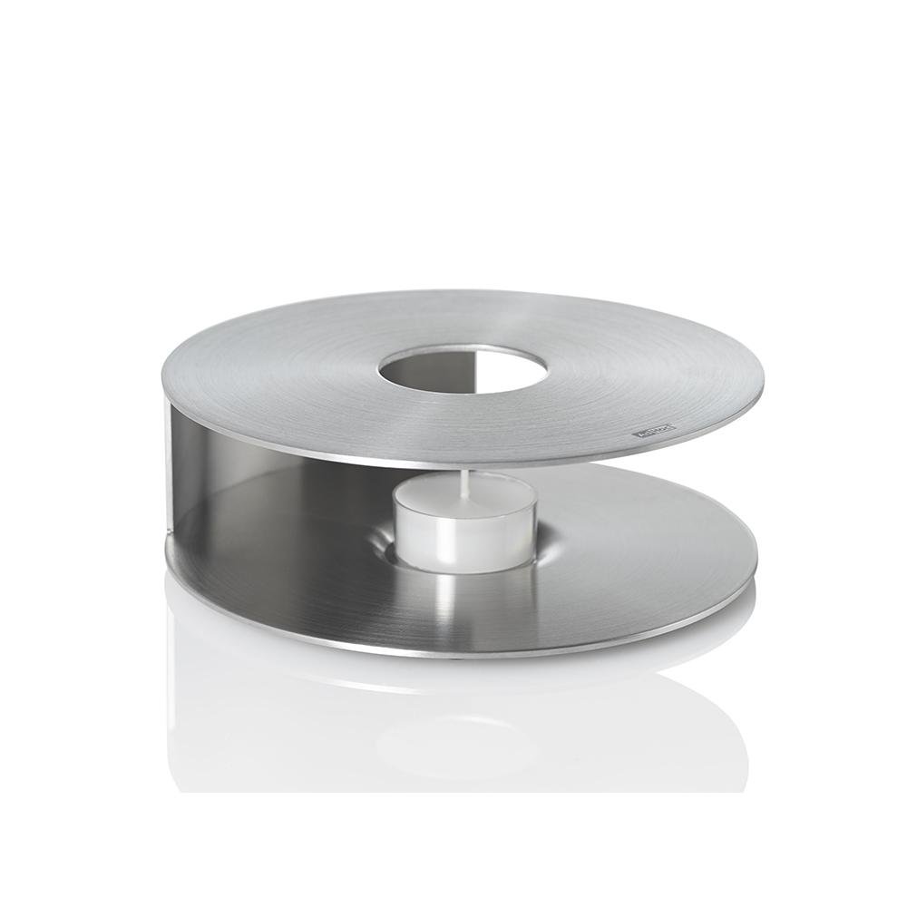 德國 AdHoc|設計美學茶壺及不銹鋼蠟燭臺保溫底座組