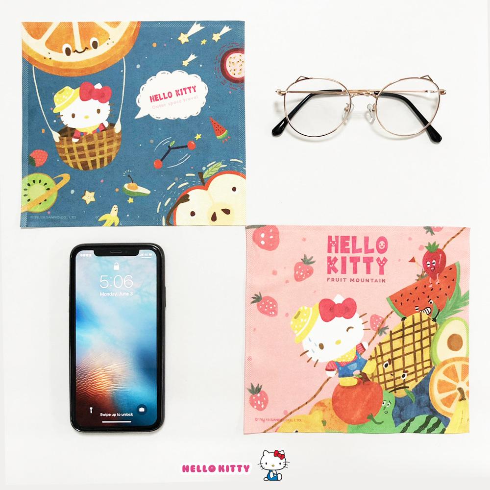 布漾|Hello Kitty擦拭萬用袋