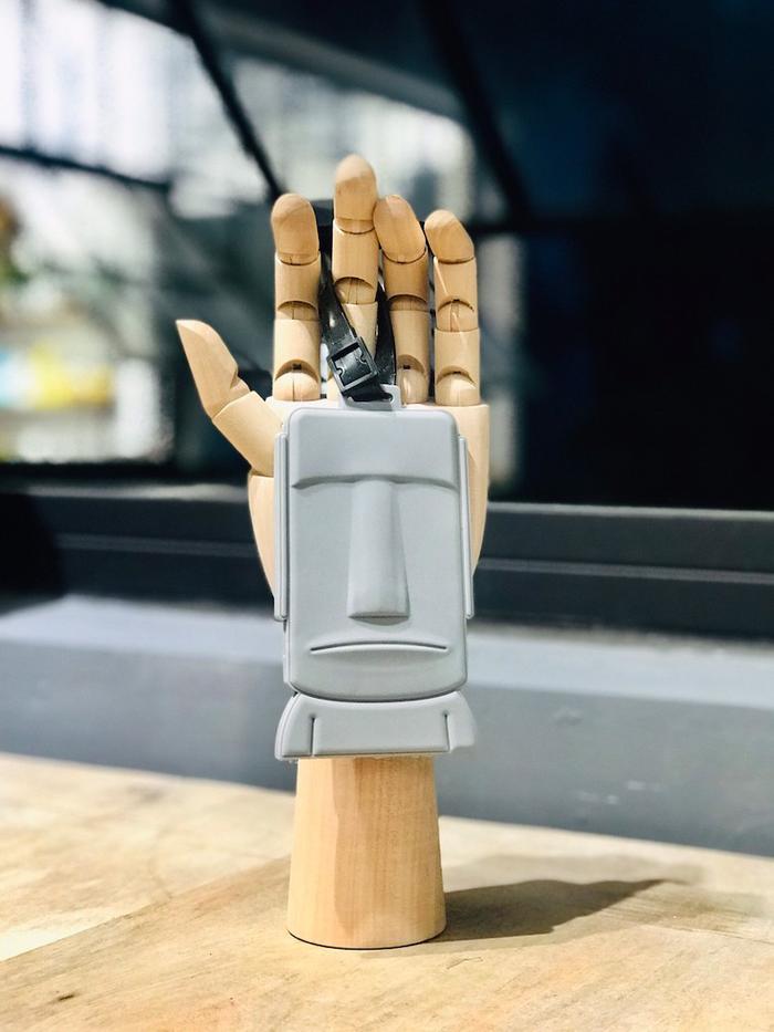 (複製)MERCI Design|3D立體摩艾桌
