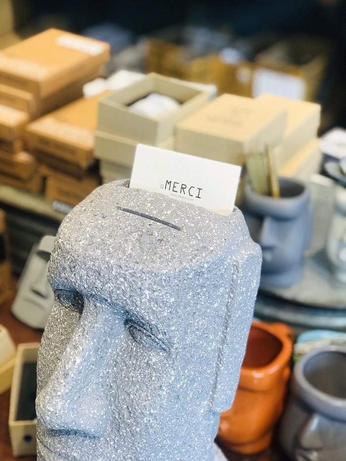 MERCI Design|摩艾置物存錢筒