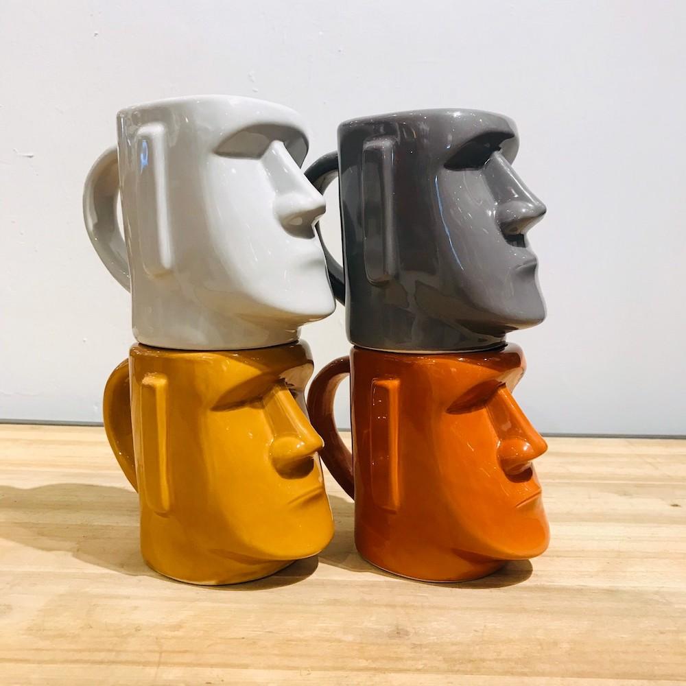 MERCI Design 摩艾馬克杯
