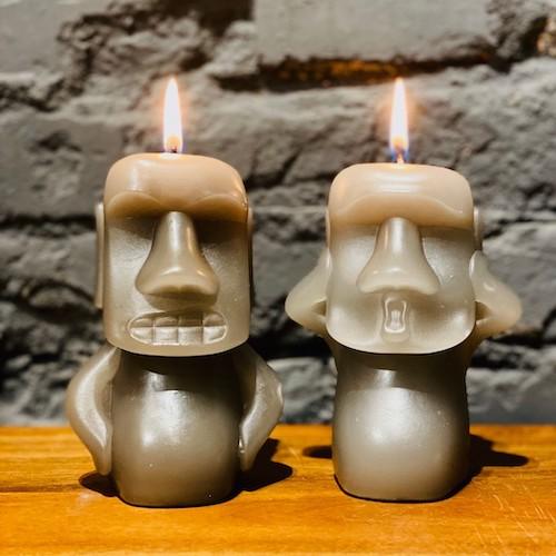 MERCI Design|摩艾表情香氛蠟燭
