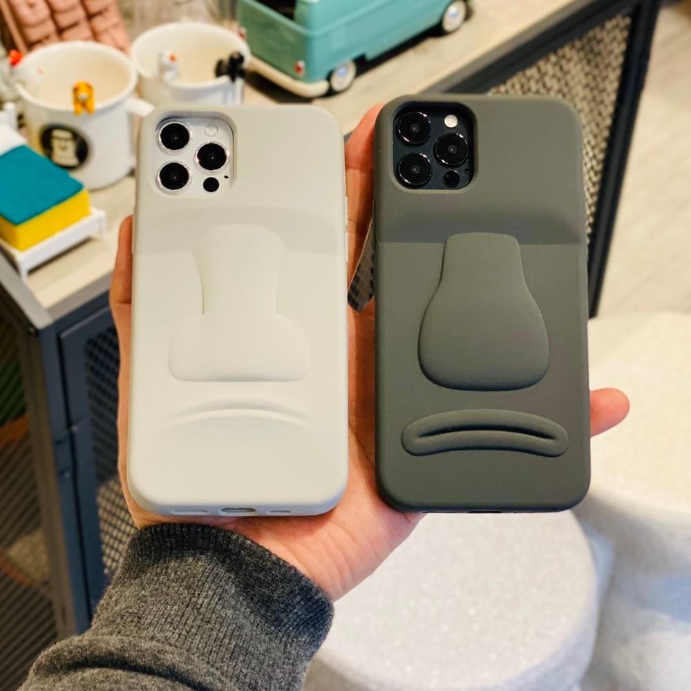 MERCI Design|iPhone12 摩艾手機保護殼
