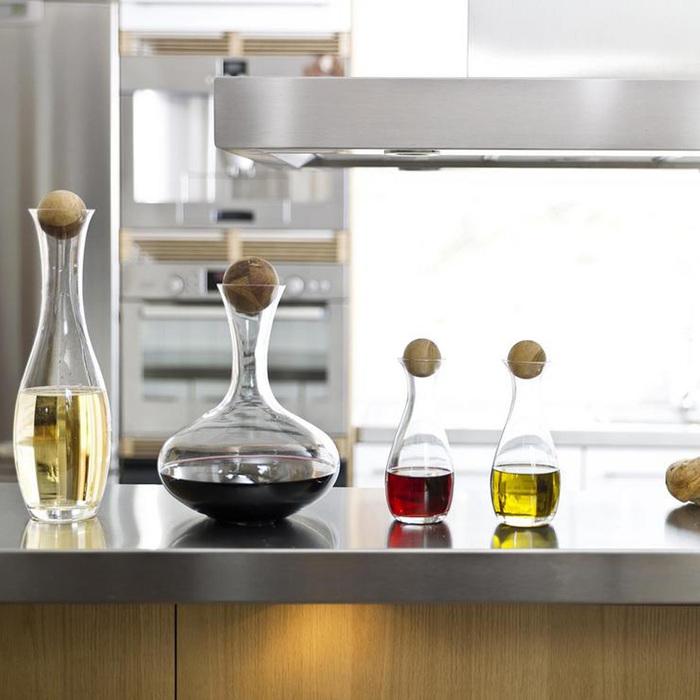 Sagaform |Nature 油醋瓶組300ml-2入