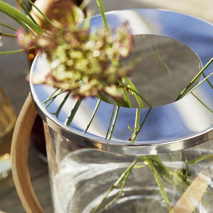 (複製)Sagaform |Nature 橡木底座玻璃沙拉碗