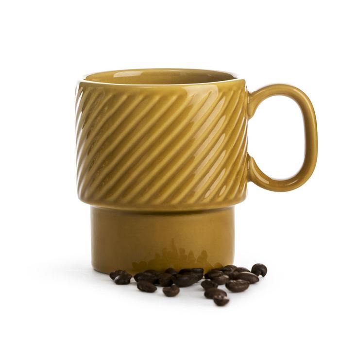 (複製)Coffee & More 咖啡杯250ml-灰