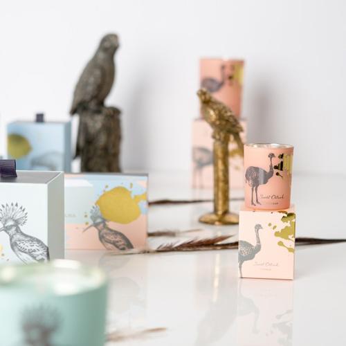 VICTORIAN|鳥語花香香氛蠟燭組