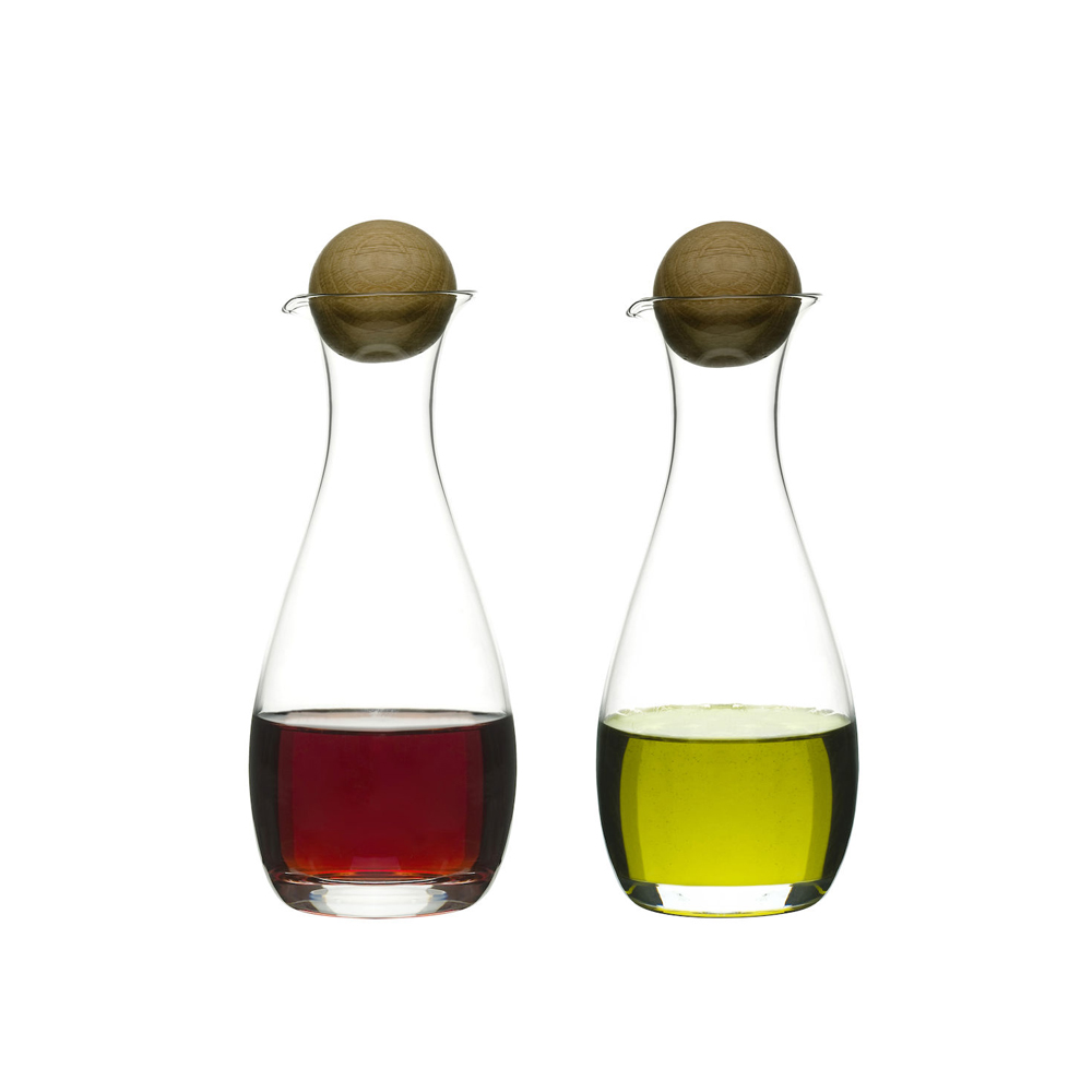 Sagaform|Nature 油醋瓶組300ml-2入
