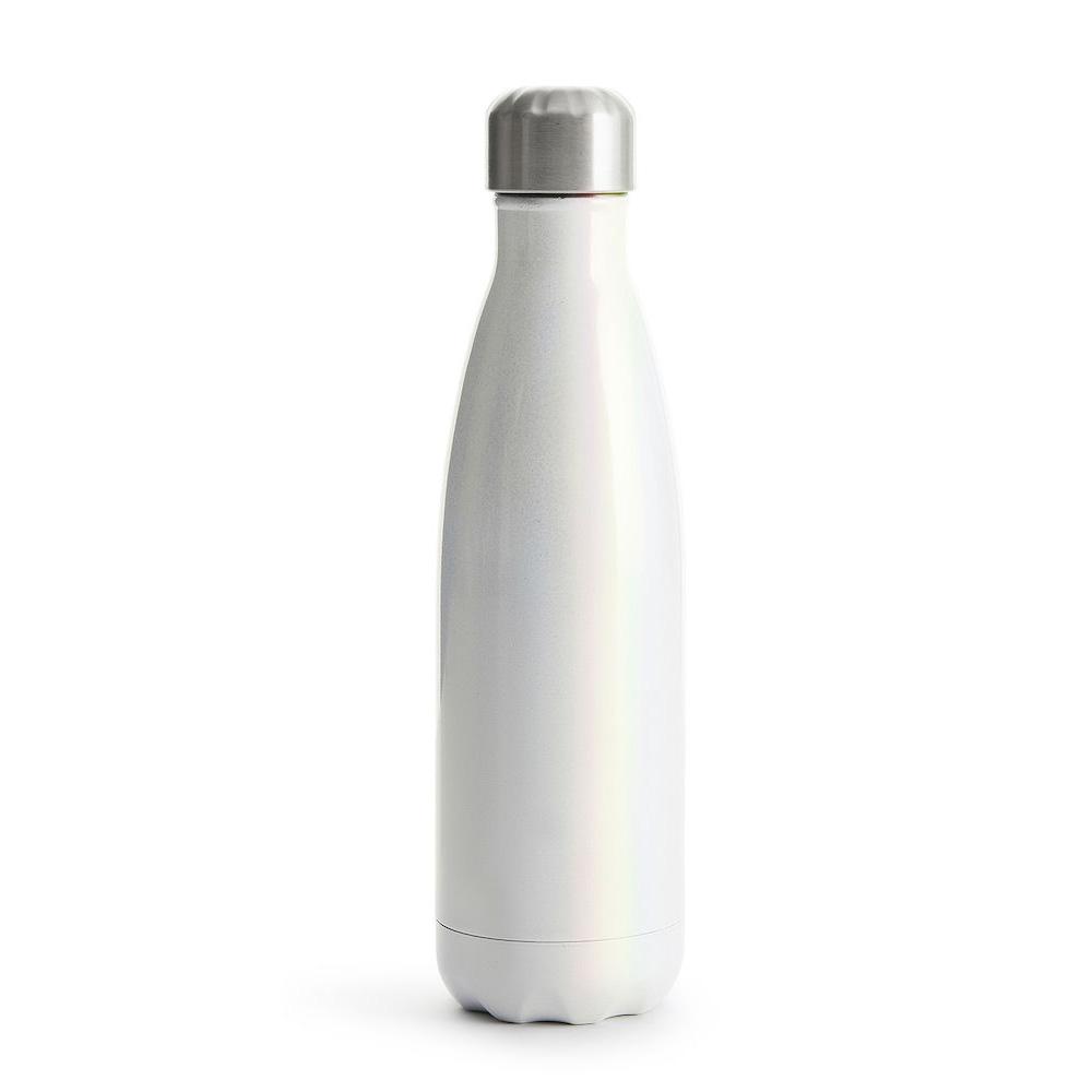 Sagaform|City雙層真空保溫瓶(珍珠白)