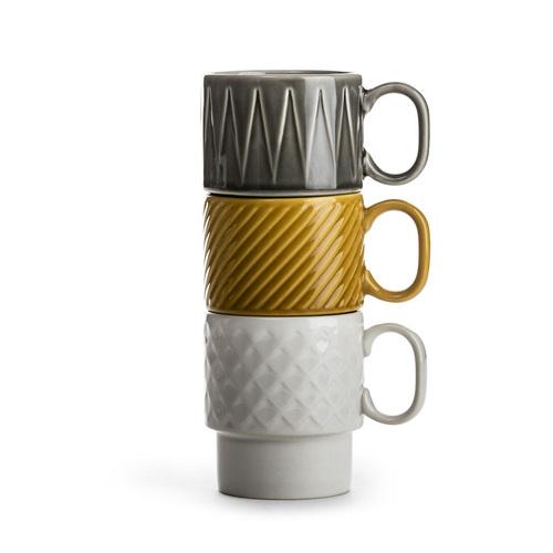 Sagaform|Coffee & More 咖啡杯250ml-白
