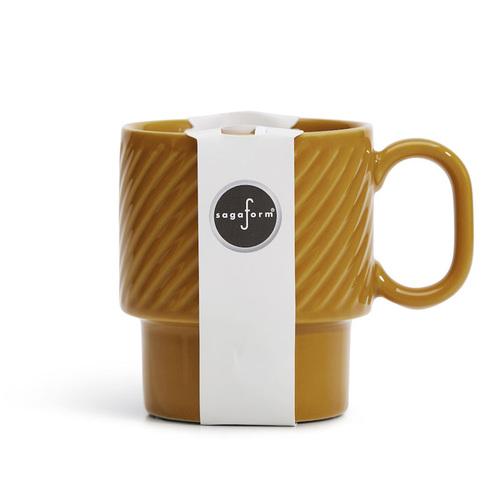 Sagaform|Coffee & More 咖啡杯250ml-黃