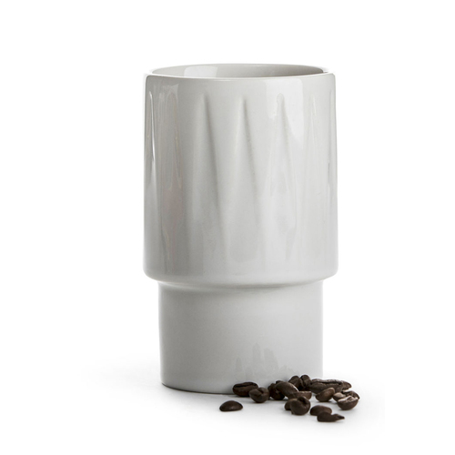 Sagaform|Coffee & More 拿鐵杯400ml-白