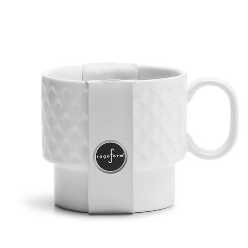 Sagaform|Coffee & More 茶杯400ml-白