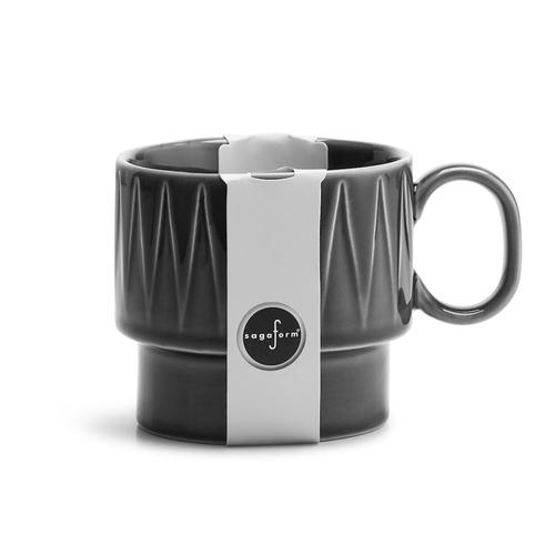 Sagaform|Coffee & More 茶杯400ml-灰