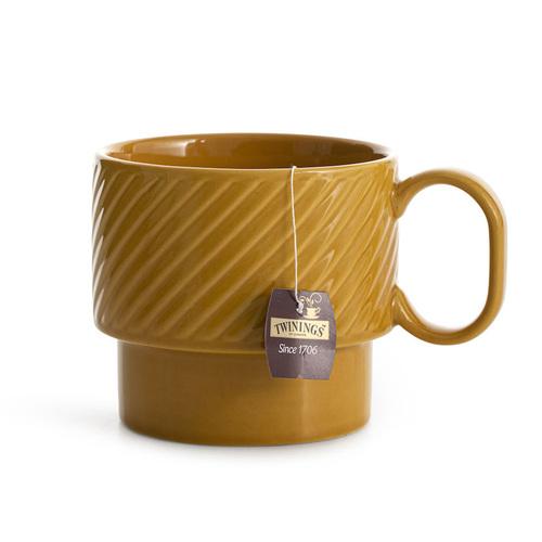 Sagaform Coffee & More 茶杯400ml-黃