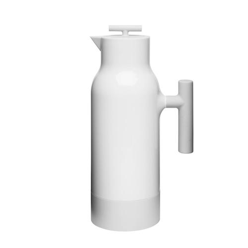 Sagaform|Accent 咖啡保溫瓶1Liter-白