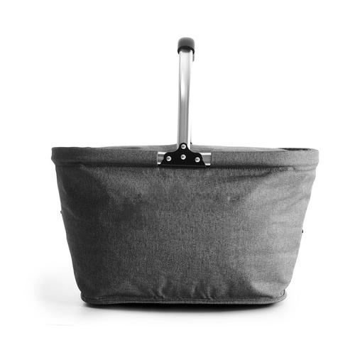 Sagaform|城市野餐保冷提籃-灰